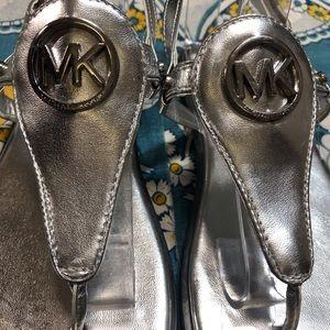 Girls size 2 Michael Kors sandals